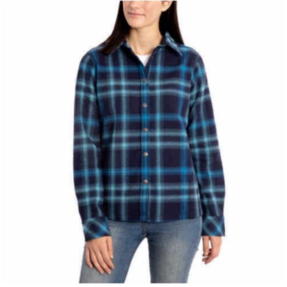 Orvis Jackets & Blazers - Orvis Women's Fleece Lined Shirt Jacket